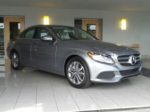 Certified Used Mercedes-Benz C-Class C300 Luxury