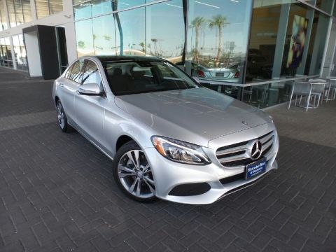 Certified Pre-Owned 2016 Mercedes-Benz C 300 Sport 4MATIC®