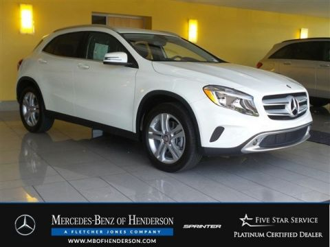 Certified Used Mercedes-Benz GLA GLA250 4MATIC
