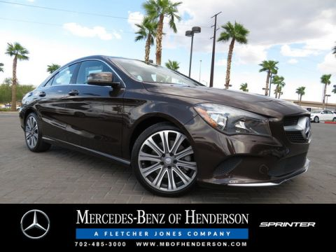 Certified Pre-Owned 2017 Mercedes-Benz CLA CLA 250 Coupe