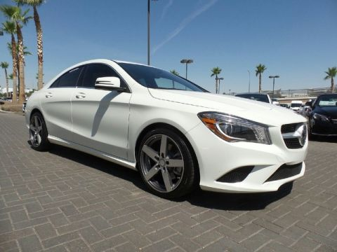 Certified Pre-Owned 2014 Mercedes-Benz CLA 250 4MATIC®