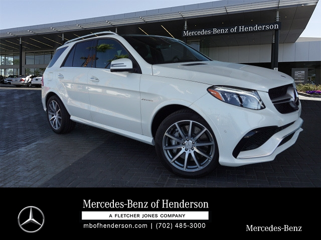 New 2017 Mercedes Benz Gle Amg 63 Suv