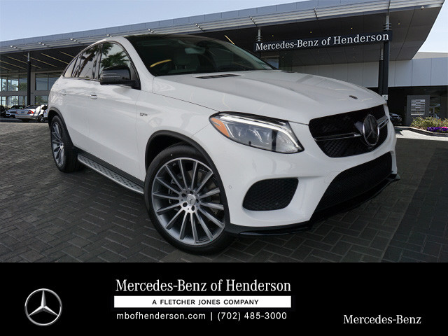 New 2019 Mercedes Benz Gle Amg Gle 43 Coupe Coupe In Henderson