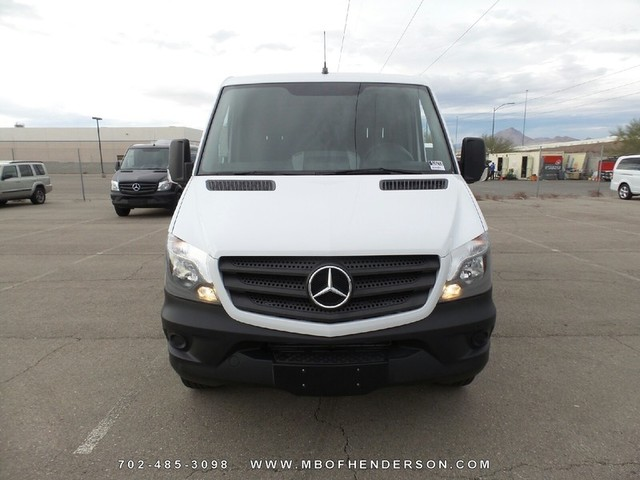 New 2016 mercedes benz sprinter cargo vans full size cargo for 2016 mercedes benz sprinter extended cargo van