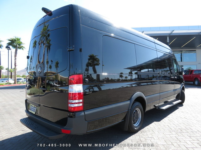 new 2017 mercedes benz sprinter m3sle6 3500 smartliner 15 passenger van 3500 extended cargo. Black Bedroom Furniture Sets. Home Design Ideas