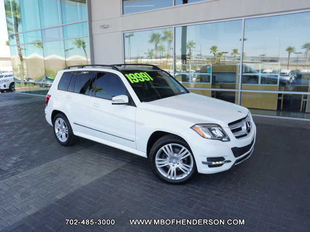 Pre Owned 2013 Mercedes Benz Glk 350 4matic