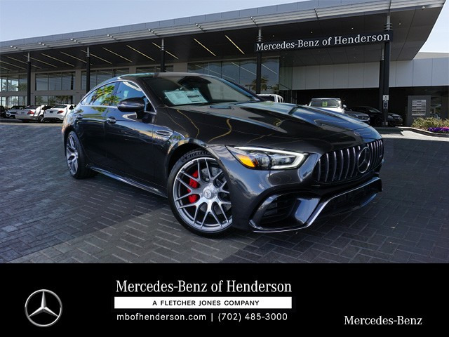 New 2019 Mercedes-Benz AMG® GT AMG® GT 63 4MATIC