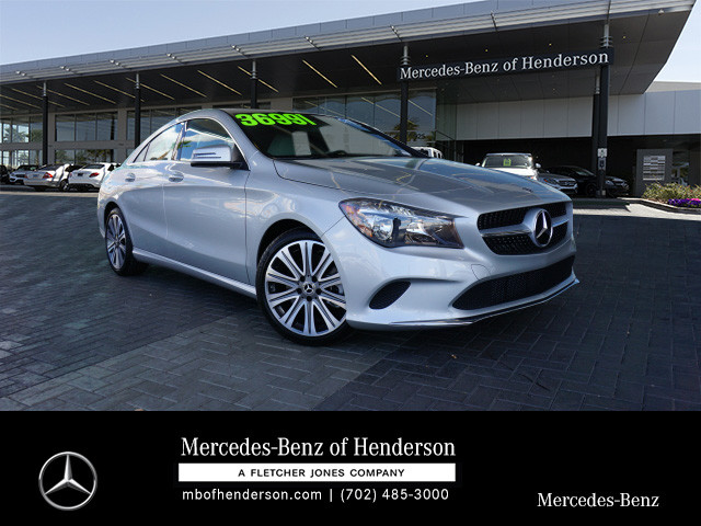 New 2019 Mercedes Benz Cla Cla 250 Coupe In Henderson 190264