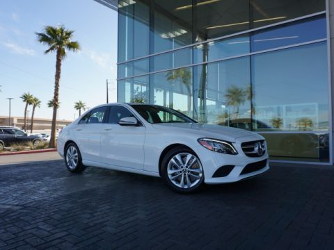 New Mercedes-Benz C-Class for Sale in Henderson | MB of Henderson