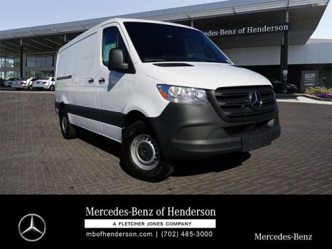 New 2019 Mercedes-Benz Sprinter M2CA46 - 2500 Cargo Van 144
