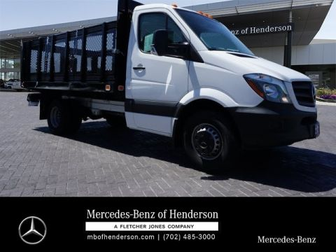 New 2017 Mercedes-Benz Sprinter MXCC46 - 3500XD Cab Chassis Chassis Cab