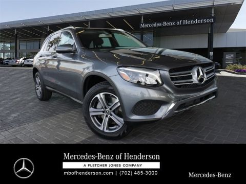 New Mercedes Benz Glc Suvs Coupes For Sale Mb Of Henderson
