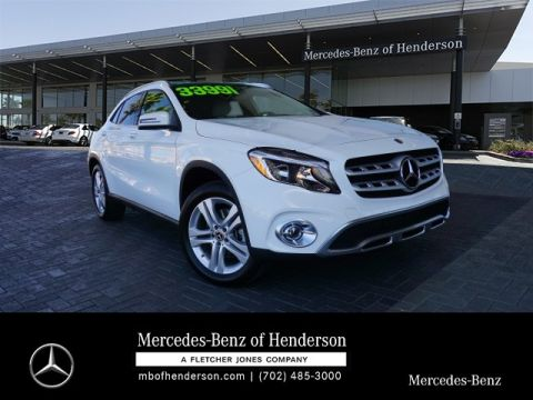 Pre-Owned 2019 Mercedes-Benz GLA GLA 250