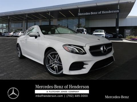 new mercedes-benz e-class coupe for sale | mercedes-benz of henderson
