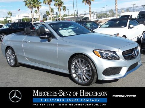 New amg for sale mercedes benz of henderson for Mercedes benz henderson
